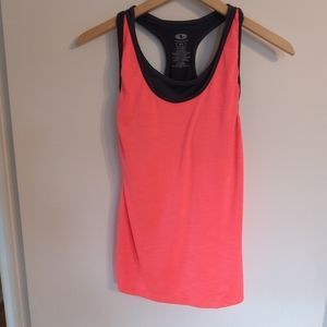 ATHLETIC WORKS, Training Coral top